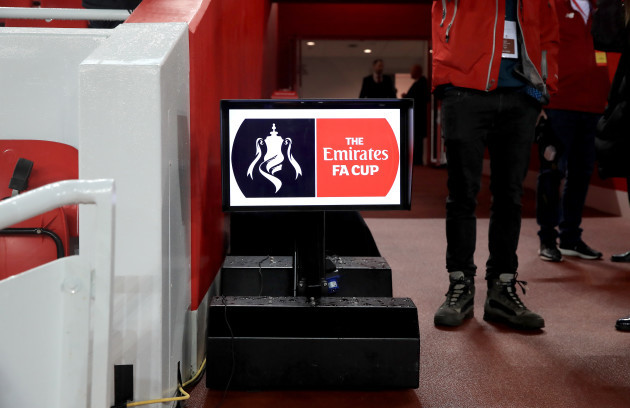 Liverpool v West Bromwich Albion - Emirates FA Cup - Fourth Round - Anfield