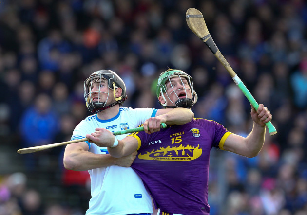 Barry Coughlan and Conor McDonald