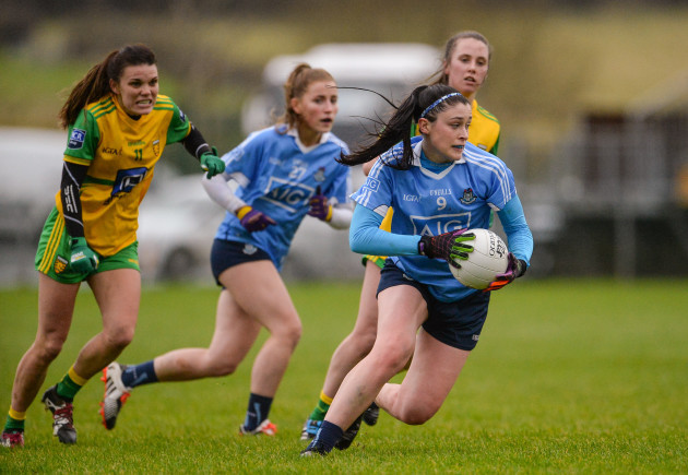 Donegal v Dublin - Lidl Ladies Football National League Division 1 Round 1