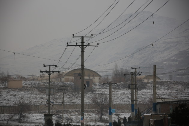 AFGHANISTAN-KABUL-MILITARY UNIVERSITY-ATTACK