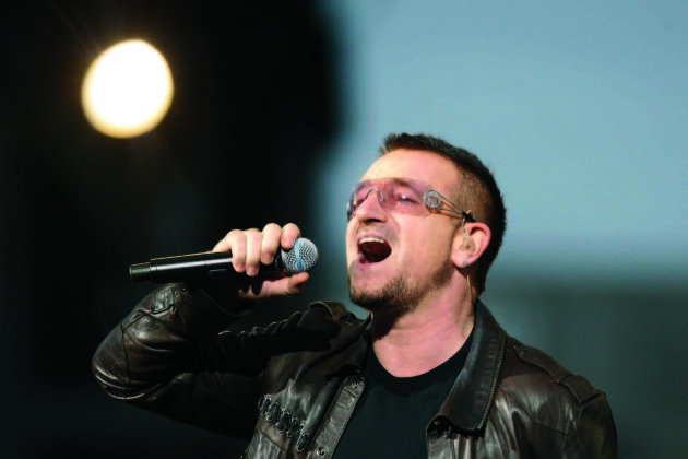 File Photo U2 will play two homecoming gigs at Dublin's 3Arena this November.End