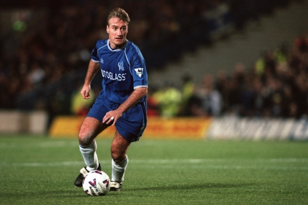 Soccer - FA Carling Premiership - Chelsea v West Ham United