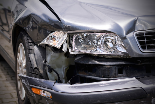 broken car stock