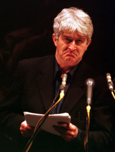 DERMOT MORGAN IRISH COMEDIANS STAR OF FR TED