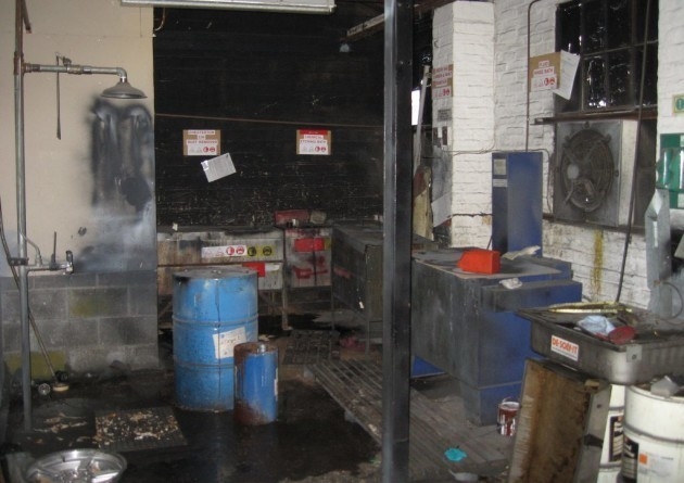 engine shop
