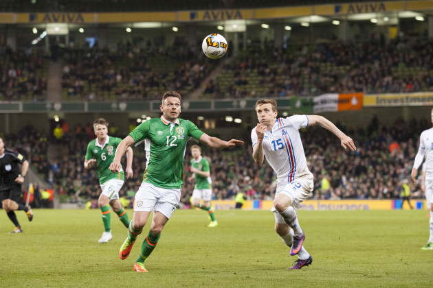 Ireland: Republic of Ireland vs Iceland - International Friendly