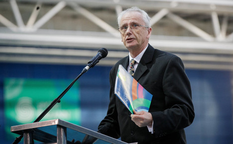 John Treacy CEO of Sport Ireland