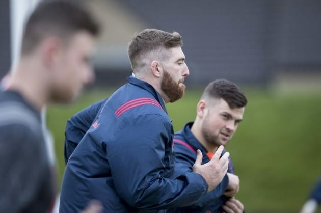 Darren O'Shea and Conor Oliver