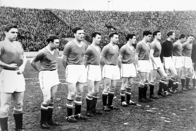 60th Anniversary Of The Munich Air Disaster - European Cup - Quarter-Final Second Leg - Red Star Belgrade v Manchester United