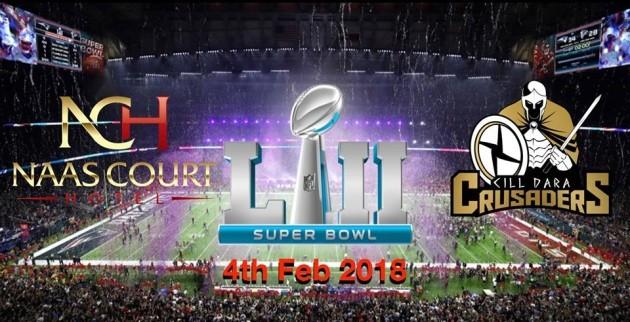 The Court Super Bowl LII