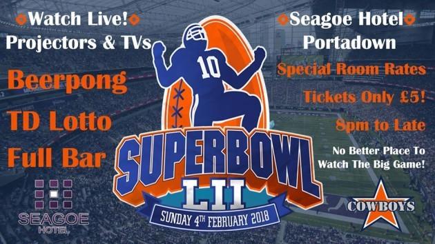 Armagh Super Bowl LII