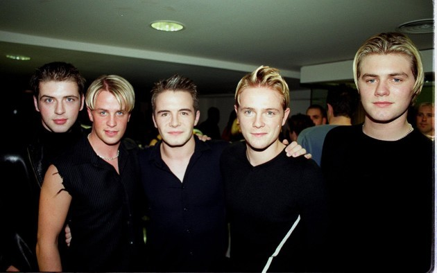 Westlife/Home Party