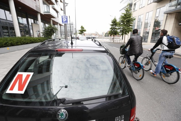 File photo: Road users will be subjected to new penality points adjustments from today