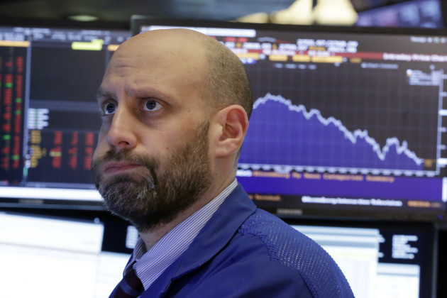 Markets Return of Fear