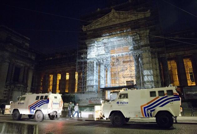 Belgium Europe Islamic State Attacks