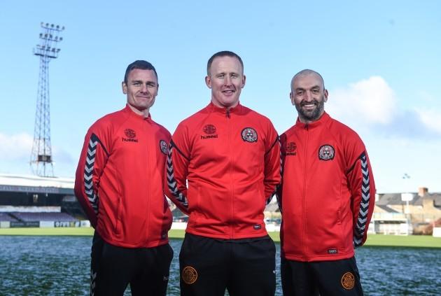 Bohemian FC / St Kevin's Boys Partnership Launch