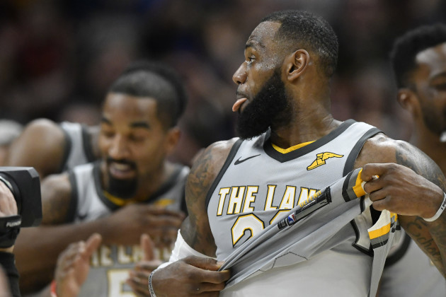 NBA: Minnesota Timberwolves at Cleveland Cavaliers