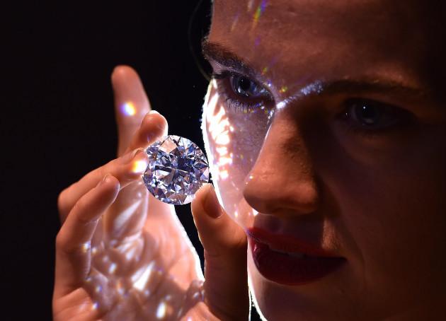 White diamond sale