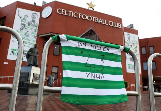 Celtic v Partick Thistle - William Hill Scottish Cup - Fifth Round - Celtic Park
