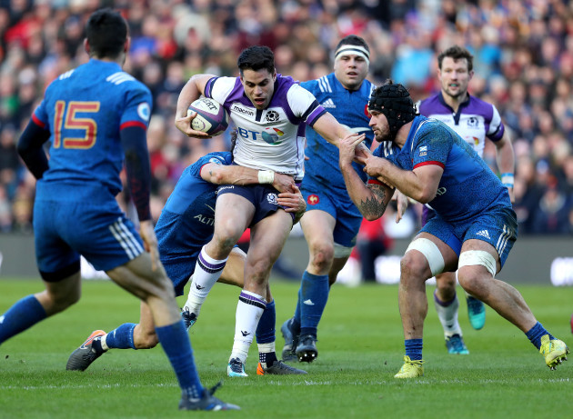 Scotland v France - NatWest 6 Nations - BT Murrayfield