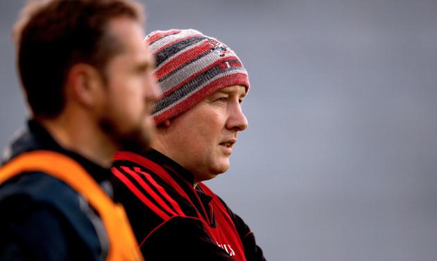 Ciaran O'Sullivan and Ronan McCarthy