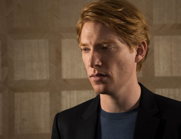 Domhnall Gleeson was beaten by Max from Eastenders in a ...