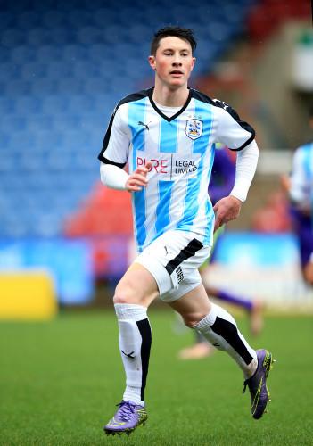 Huddersfield Town U21 v Charlton Atheltic U21 - Barclays U21 Premier League Cup - St Mary's