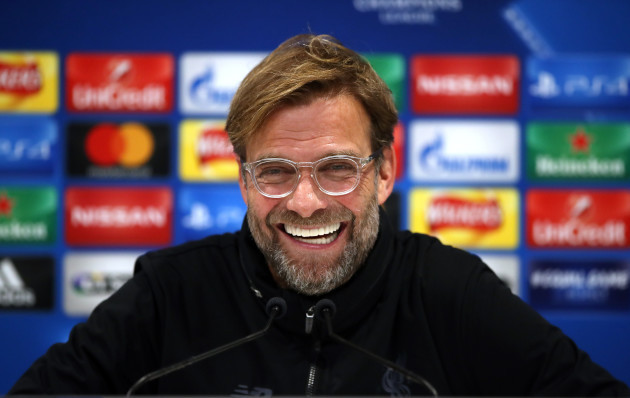 Jurgen Klopp File Photo