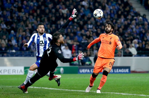 FC Porto v Liverpool - UEFA Champions League - Round of 16 - First Leg - Estadio do Dragao