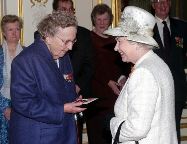 Royalty - Queen Elizabeth II State Visit to France