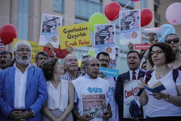Turkey - Trial of Journalist