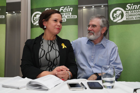 Sinn Fein leadership