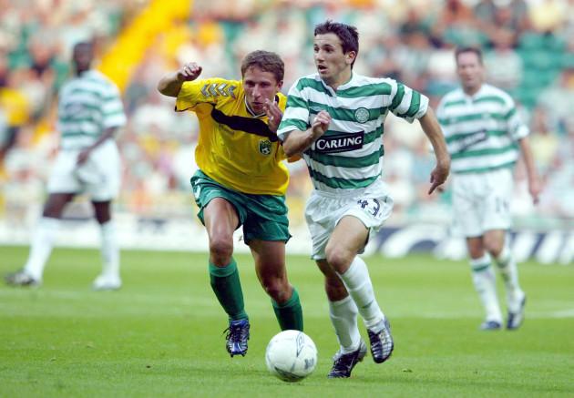 Celtic v Kaunas