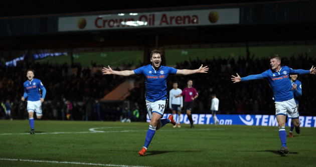 Rochdale v Tottenham Hotspur - Emirates FA Cup - Fifth Round - Crown Oil Arena