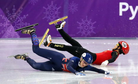 PyeongChang 2018 Winter Olympic Games - Day Eight