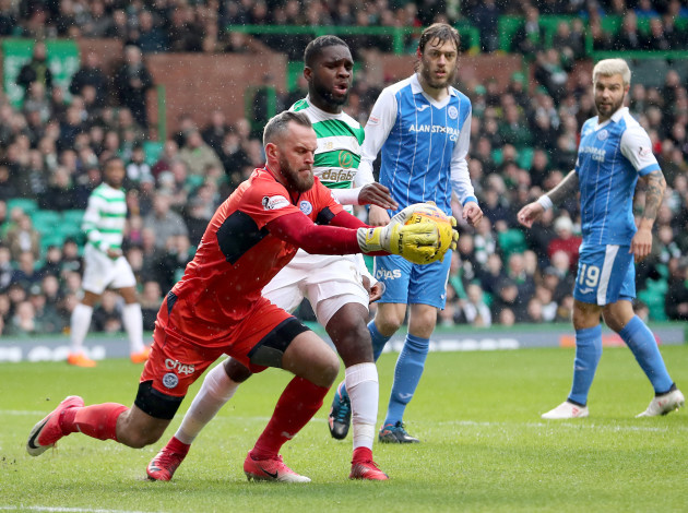 Celtic v St Johnstone - Ladbrokes Scottish Premiership - Celtic Park
