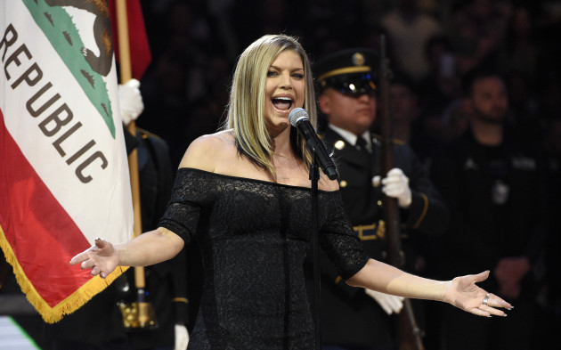 All-Star-Fergie's Anthem