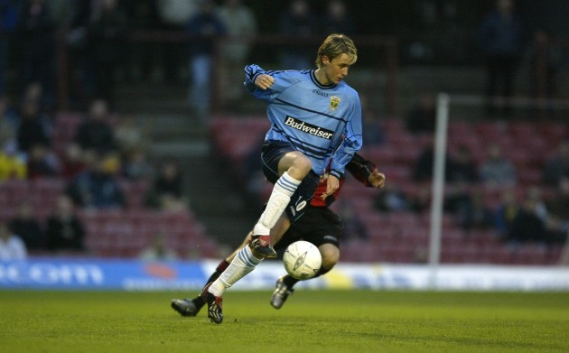 Alan Cawley 11/4/2003