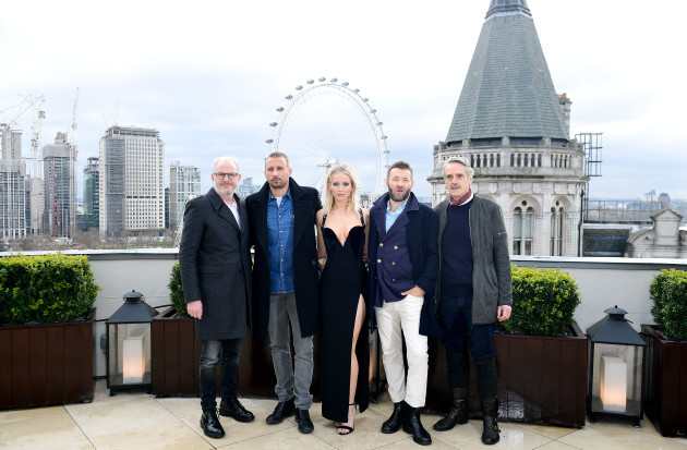 Red Sparrow Photocall - London