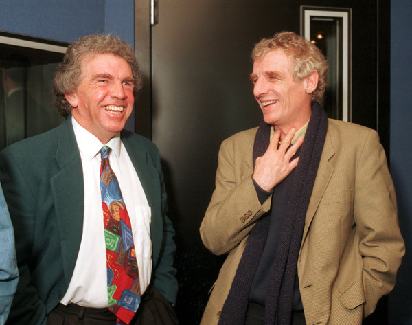 EAMON DUNPHY NEW RADIO STATIONS LAUGHLING