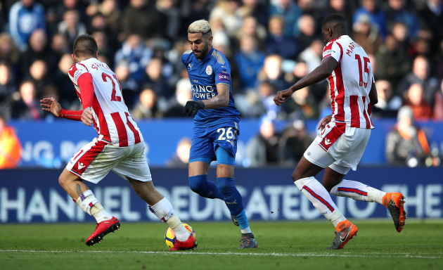 Leicester City v Stoke City - Premier League - King Power Stadium