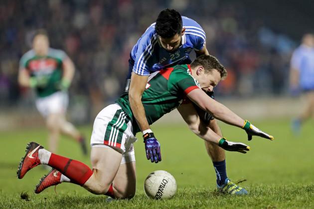 Andy Moran and Cian O'Sullivan