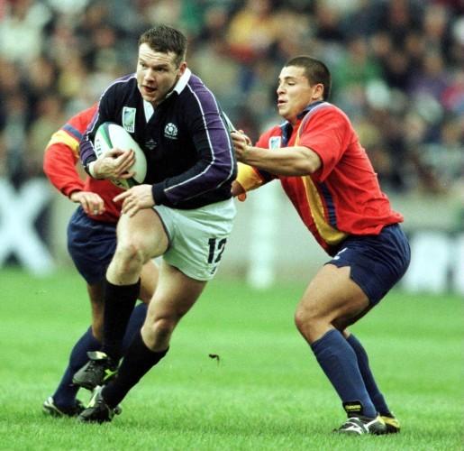 James McLaren and Diego Zarzosa 16/10/1999
