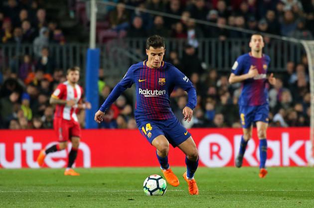 Spain: Barcelona v Girona - La Liga