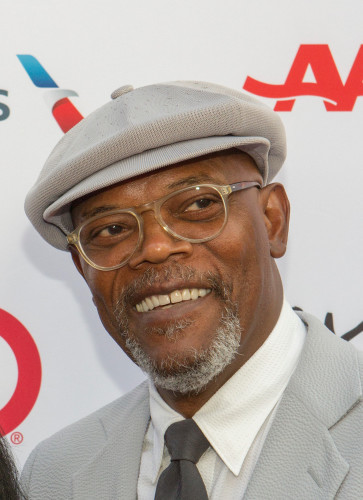 Samuel L. Jackson called Donald Trump a  motherf   er  for suggesting that  teachers should be armed 2e2c30ded40