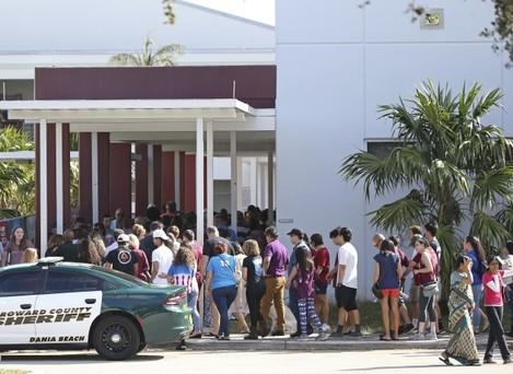 School Shooting-Florida