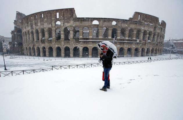 Italy Weather