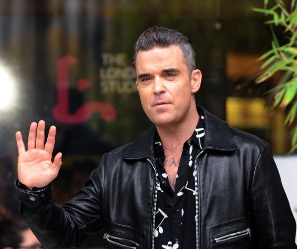 Robbie Williams fears