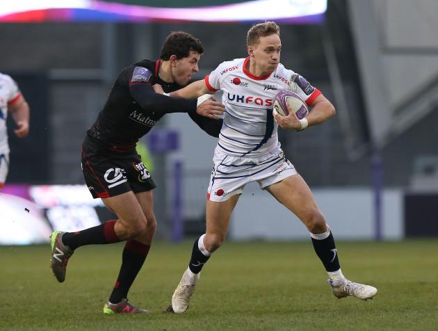 Sale Sharks v Lyon - European Rugby Challenge Cup
