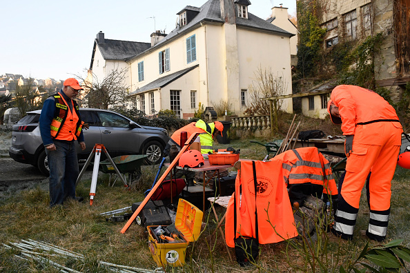 FRANCE-JUSTICE-SEARCH-INVESTIGATION